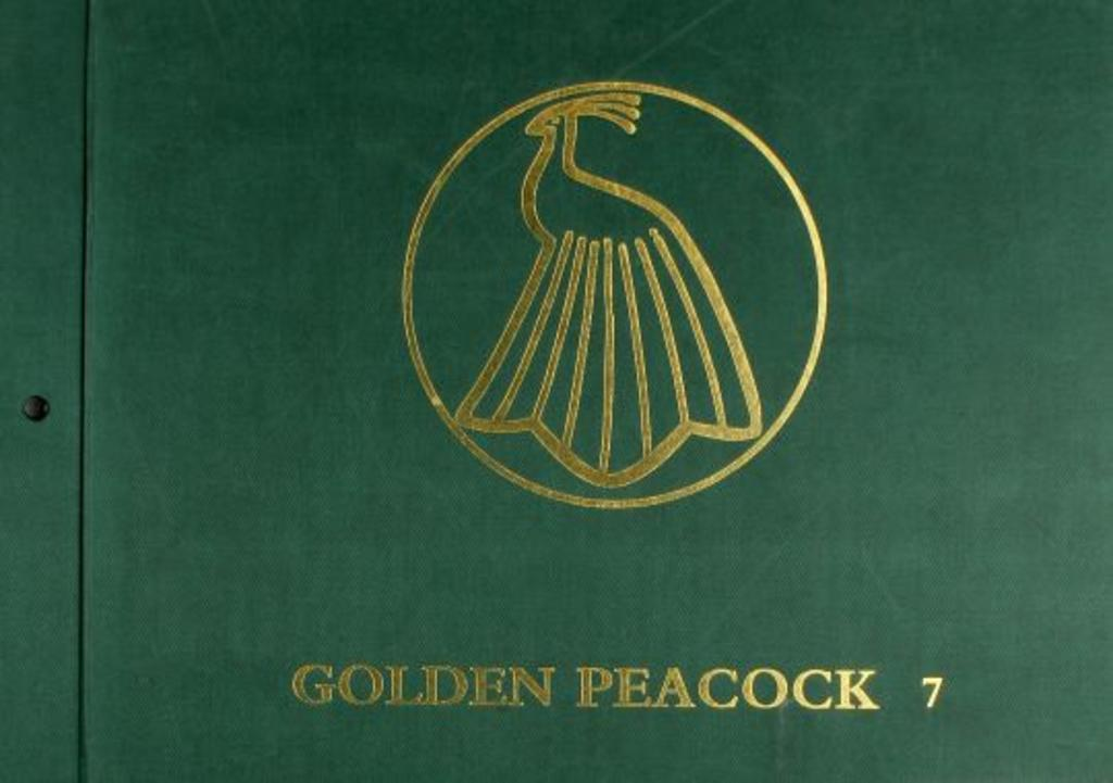 Golden peacock 7