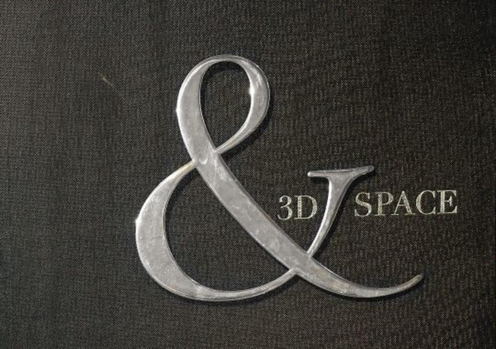 3D Space-Moon
