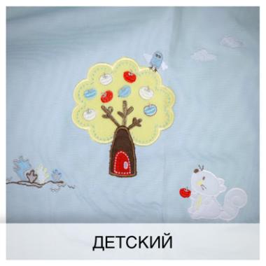 Детская ткань для штор. Портьеры в детскую комнату